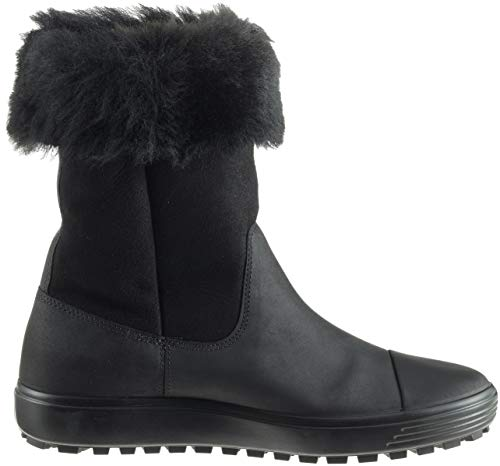 51052 Boot ECCO Tred Boots Black 7 Womens Schwarz Women's Soft High SxTqvxnIw6