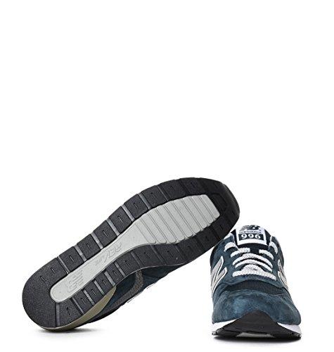 New Balance Sneakers Uomo NBMRL996AND12 Camoscio Blu