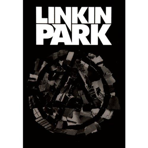 LPGI Linkin Park Atomic Age Fabric Poster, 30 by 40-Inch (Linkin Park Band)