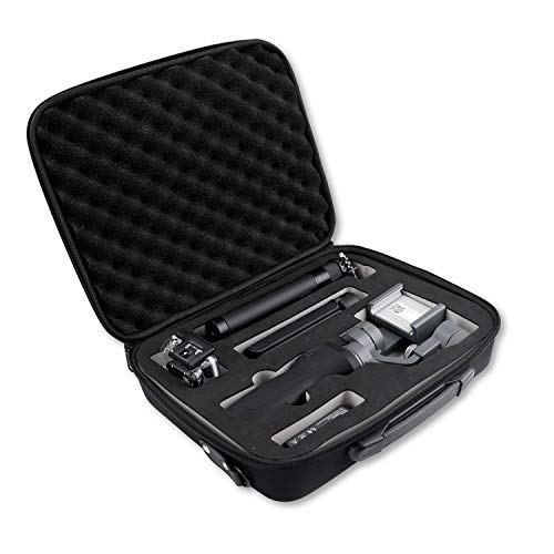 RCGEEK Carrying Case Anti-Shock Shoulder Bag Compatible DJI OSMO Mobile 2 Handheld Gimbal and Accessories