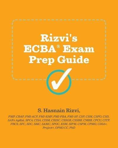 Rizvi's ECBA Exam Prep Guide