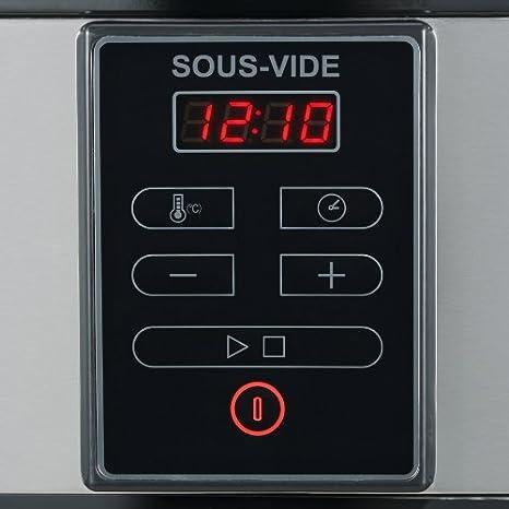 Severin SV 2447 Horno de Cocción al Vacío, Capacidad: 6 L ...