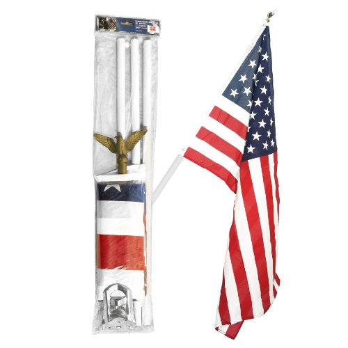 Online Stores United States Residential Flag Set (American Kit Flag)