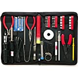 Belkin 55-Piece Computer Tool Kit with Black Case and Demagnetized Tools (F8E062)