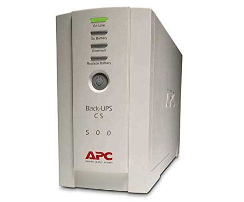 APC CS 500 UPS 300WATT 500VA BACK UPS Model BK500EI