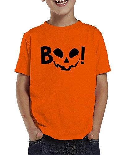 Boo! Pumpkin Face
