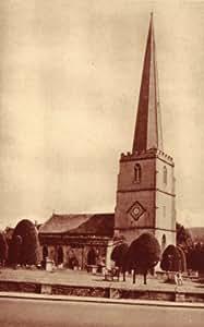 15,24 cm x cm 10,16 cumpleaños tarjeta Inglés Iglesia pericardio Painswick Iglesia GL112