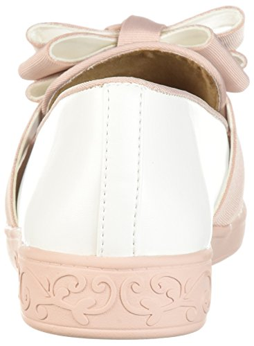Vitello Hush Puppies Frauen Mules White II04qO