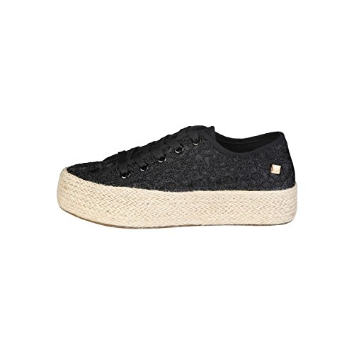 Laura Noir Femme 35 lace Biagiotti Sneakers 551 Hra47H