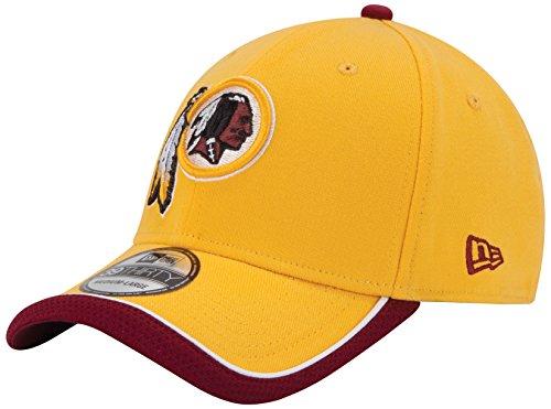 NFL Washington Redskins 39Thiry Flex Fit Cap, Reverse Team Color, Medium/Large (Team Nfl Hat)