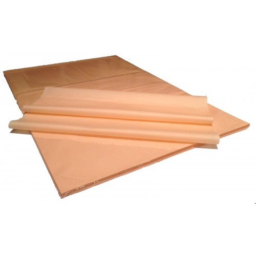 SafePro 1824PCH, 18x24-Inch Peach Extra Strong Butcher Paper Sheets, Wrapping Disposable Steak Meat White Paper Sheets, 1000-Piece Case