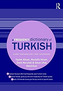 A frequency dictionary of persian core vocabulary for learners a frequency dictionary of turkish routledge frequency dictionaries fandeluxe Images