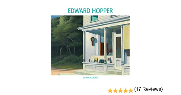 Edward Hopper 2020 Wall: Amazon.es: Hopper, Edward: Libros en idiomas extranjeros