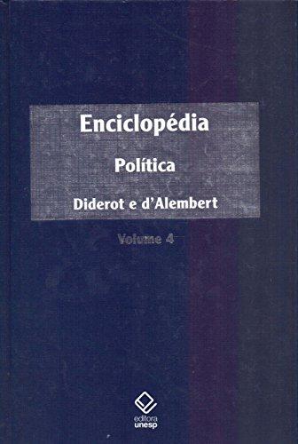 Enciclopédia. Política - Volume 4