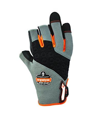 ProFlex 720 Framer Work Glove, High Dexterity, Padded Palm, X-Large