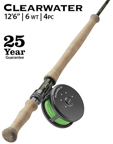 Orvis Clearwater Spey 6-Weight 12'6