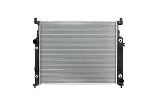Radiator - Cooling Direct Fit/For 13359 07-12 Mercedes-Benz GL-Class 06-11 ML320 CDI/M320 Bluetec/M350 Bluetec/ML500 With Tow Package /ML550 (2007 Mercedes Benz Gl Class Gl320 Cdi)