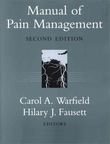 Manual of Pain Management pdf epub