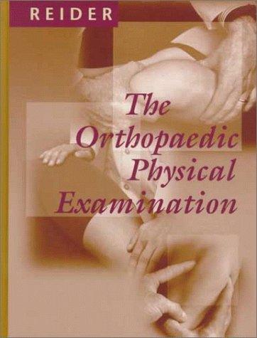 (The Orthopaedic Physical Examination)