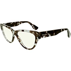 Eyeglasses Miu Miu MU 10NV UAH1O1 LILAC HAVANA