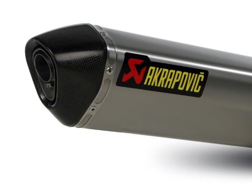 Akrapovic - V-TUV052 - Exhaust Noise Damper (Exhaust Akrapovic)
