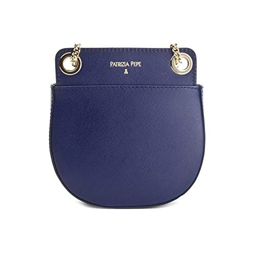 Pelle 2v6720 dress Pepe In A Col Borsa at78 Blue Patrizia Tracolla wxXHYWBz