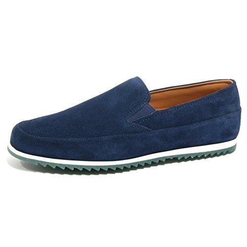 Car Shoe B2334 Mocassino Uomo Sneaker Blu Inchiostro Slip on Loafer Shoe Man Blu Precio De Fábrica 100% Auténtico Línea Estilo Manera De La Venta En Línea OgAZ7vfye