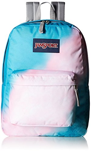 JanSport Unisex High Stakes Multi Sun Fade Ombre Backpack by JanSport