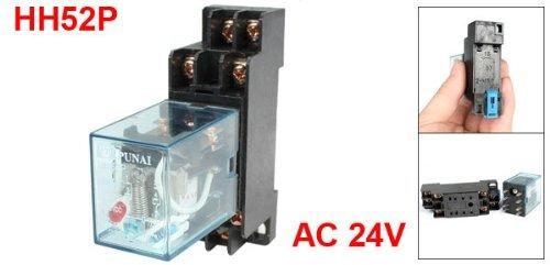 dealmux-hh52p-ac-24v-coil-dpdt-8-pins-electromagnetic-power-relay-w-dyf08a-base