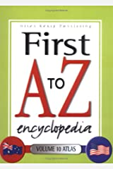 First A to Z Encyclopedia Volume 10 Hardcover
