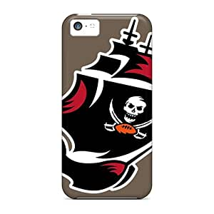 Protector Hard Cell-phone Case For Iphone 5c With Customized HD Tampa Bay Buccaneers Skin LauraAdamicska by csjierou