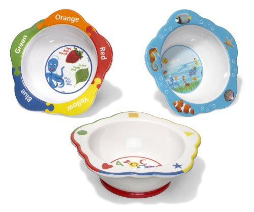 Baby Einstein Eat and Discover Bowl – ABCs, Baby & Kids Zone