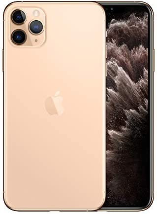 Apple iPhone 11 Pro, 256GB, Gold - for T-Mobile (Renewed)