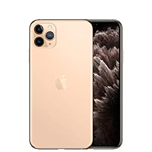 Apple iPhone 11 Pro, 64GB, Gold – for T-Mobile (Renewed)