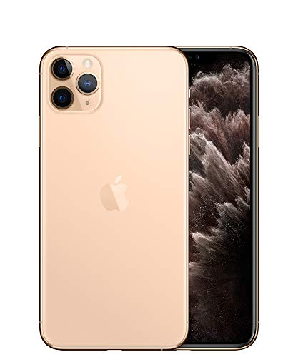 Apple iPhone 11 Pro 64GB Gold for Sprint (Renewed)