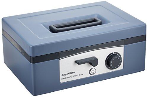 CROWN King (industria) borsetta in lavastoviglie (misura B5, salvaspazio D-2N Blu (japan import)