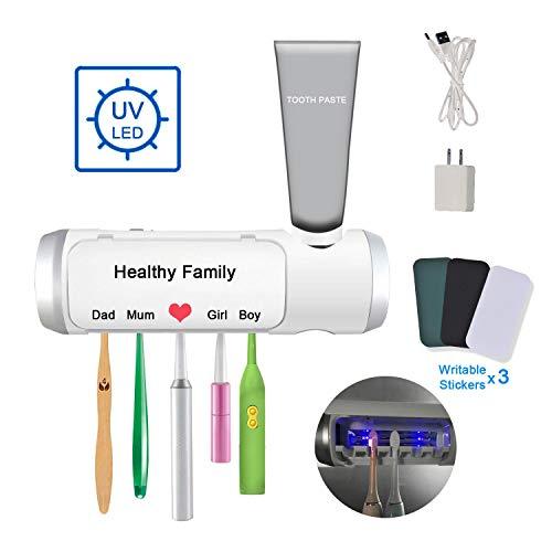 AQUATREND UV Toothbrush Sanitizer