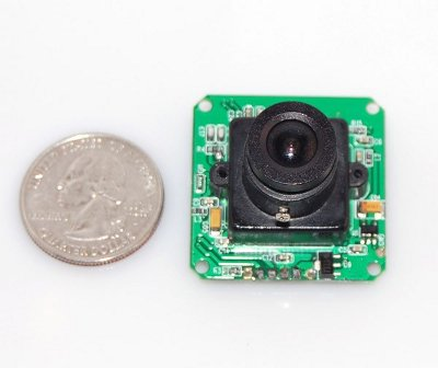 Y201-RS232 JPEG Color Camera Serial UART Interface (RS232 Level)