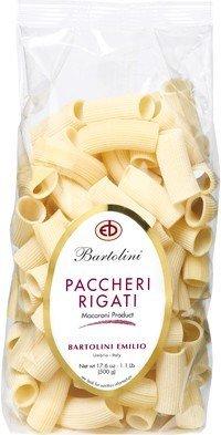 Used, Bartolini Paccheri Rigati Durum Wheat Semolina Pasta for sale  Delivered anywhere in USA