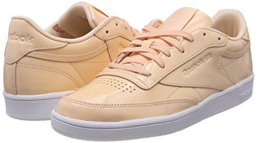 Reebok CLUB C 85 Patent Sneaker Damen