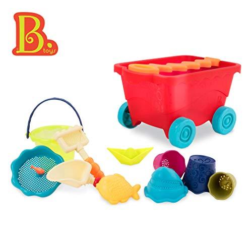 B toys Wavy Wagon Travel Phthalates product image