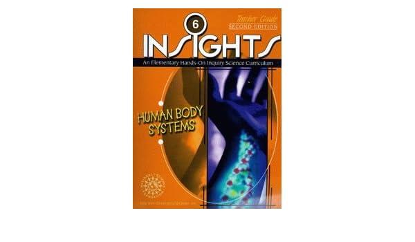 Insights: Grade 6 Human Body Systems Teacher's Guide (Teacher ...