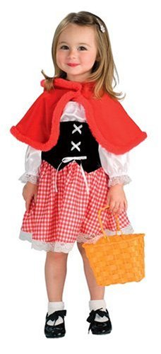 [Little Red Riding Hood Costume, Toddler] (Little Red Riding Hood Costumes Child)