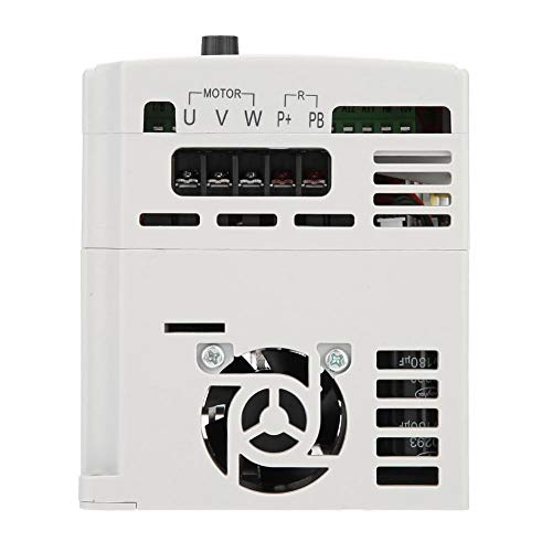 1.5kW General Frequency Inverter Converter Vector Type Single Phase AC 200-240V by Wal front (Image #4)