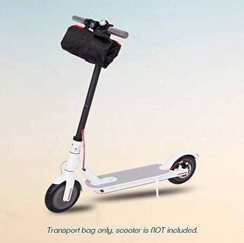 Flycoo2 Sac à Main pour Xiaomi M365 Trottinettes électrique Scooter Sac de Rangement Pliable Grand Sac à bandoulière - Oxford Sac de Transport Portable