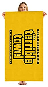 Pittsburgh Steelers Terrible BEACH Towel 30