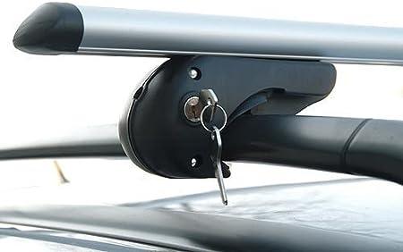 Vdp Premium Relingträger Dachträger Kompatibel Mit Skoda Fabia Kombi Ab 99 Aluminium Auto