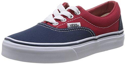 Vans Classic ERA Navy Red Kids Trainers Kids 11 UK