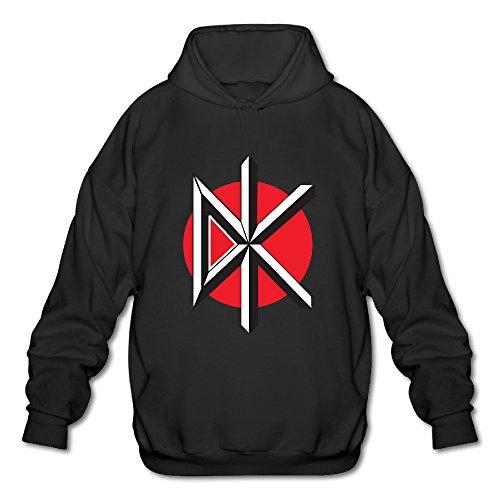 BOOMY Dead Kennedys Man's Hoodie Sweatshirt SIZE L