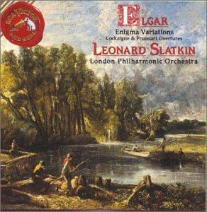 Elgar: Enigma Variations / Cockaigne / Froissart Overtures